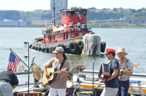 The Mercantillers Tugboat Cornell North River Historic Ship Soiety NRHSS