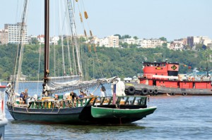The Hudson River Sloop Clearwater North River Historic Ship Society NRHSS