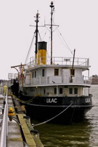 Lighthouse Tender Lilac North River Historic Ship Society NRHSS New York City